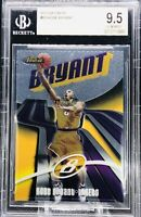 💎 POP 5 🔥 2003-04 Finest Kobe Bryant #88 BGS 9.5 GEM MINT-PSA 10? LAKERS