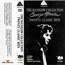 Barry Manilow The Manilow Collection Saudi Stallions Gulf CC Official Cassette