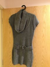 Jane Norman Jumper Mini Dress Size 10 - Excellent Condition