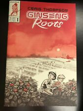 Ginseng Roots 1 Uncivilized Books New Craig Thompson Comic 2019