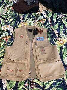 cactus jack utility vest. Size Medium NEW with TAGS! 100% Authentic