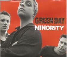 Green Day - Minority 2000 CD single