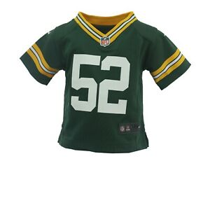 Green Bay Packers Clay Matthews NFL Nike Baby Infant Toddler Size Jersey New Tag
