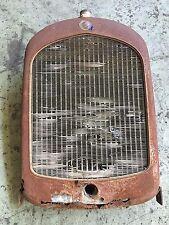 Rare 1925 Chrysler Four Grill shell Radiator Original VTG 20's Hot Rod SCTA 32