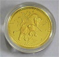 1998 CANADA $200 DOLLARS GOLD COIN  WHITE BUFFALO THE CHIPEWYAN TRIBE