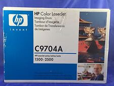 GENUINE HP C9704A Imaging Drum Unit for Laserjet 1500 & 2500 Printers