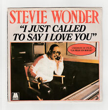 SP 45 TOURS STEVIE WONDER I JUST CALLED TO SAY I LOVE YOU en 1984 MOTOWN ZB61451