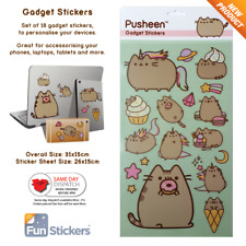 Pusheen Gadget Decal Stickers
