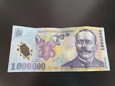 Romania 1000000 lei 2003 VF