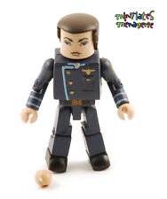 Battlestar Galactica Minimates Series 4 Lieutenant Felix Gaeta