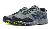 New Balance Men's MT510 Trail Running Shoe 510v3 Grey and Navy 8 9 9.5 11.5 13
