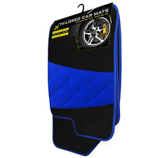 Lotus Elise (1996+) Tailored Floor Car Mats Black [G]