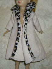 Vintage Elite Creations Wendy Swing Coat Purse Barbie, Lilli, Uneeda, Clone Sz