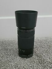 Sony E F4.5-6.3 55-210mm Lens for Sony E-Mount cameras - Silver - Used