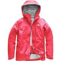The North Face Women s FREE THINKER 3L Gore-Tex Pro Ski Jacket Teaberry  Pink M 7f1a83a0da60