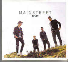 Mainstreet-Play cd maxi single with signatures from all the Members