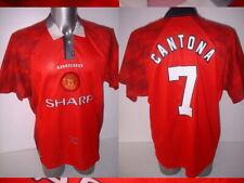 Manchester United Eric Cantona Jersey Shirt XL Soccer Umbro Football Trikot 96