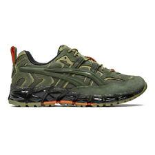 Asics Tiger Gel-Nandi 360 Sneaker Uomo 1021A190 300 Olive Canvas Olive Canvas