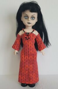 Living Dead Doll Clothes Big Knit GOWN & NECKLACE goth HM Fashion NO DOLL d4e