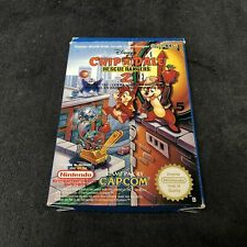 Nintendo NES Chip'n Dale 2 Rescue Rangers FRA Très Bon état
