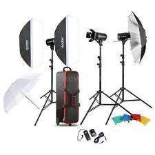 Godox Professional Photography Photo Studio Speedlite Lighting Lamp Kit Set R0W4