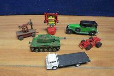 DIECAST PLASTIC VEHICLES TRANFORMER HO SIZE OTHERS 583932