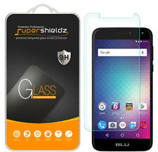 3X Supershieldz BLU Life Max Tempered Glass Screen Protector Saver