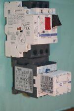 TELEMECANIQUE  DISJONCTEUR GV2ME07 +GVAD0110 +LC1K0610 P7 + LAKN11