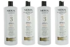 "Nioxin System 3 Cleanser & Scalp Therapy 33.8oz Duo 2 Set ""Free Shipping"""