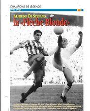 Fiche Atlas - Champions de légende - Alfredo Di Stefano (1947/1964)
