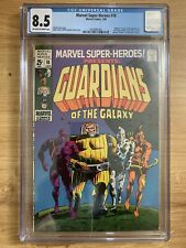1969 MARVEL SUPER-HEROES 18 1ST APPEARANCE GUARDIANS OF THE GALAXY CGC 8.5