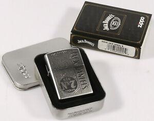 PRL) ZIPPO JACK DANIEL'S 24245 OLD N.7 BRAND 2007 FEUERZEUG ACCENDINO LIGHTER