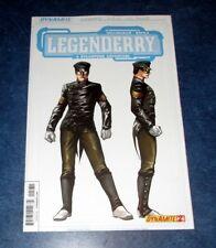LEGENDERRY a steam punk adventure #2 C 1:25 Johnny Desjardins variant DYNAMITE