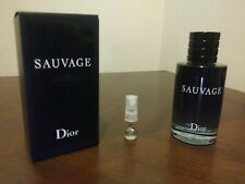 Dior Sauvage Eau de Toilette 2ml Sample - 100% Authentic