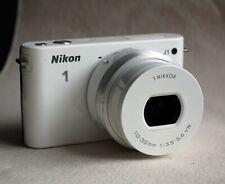 Nikon 1 j1 camera with 10-30 PD Zoom VR Nikkor 1 lens
