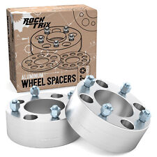 "2pc 2"" Thick ATV 4/115 Wheel Spacers for many Arctic Cat & Yamaha (Rear) 4x115"