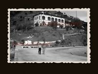 1940's Tai O Police Station China Border Old Hong Kong Photograph 香港旧照片 #3146