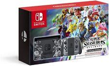 Nintendo Switch Super Smash Bros. Ultimate Console Bundle