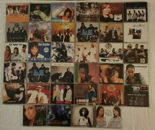 US RnB R&B Soul 90s Neunziger Maxi Single CD Sammlung u.a. SWV Usher - 34 Stück