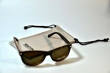 Kenneth Cole Reaction Mens Brown Sunglasses KC1287 5648E 56-18-145 With Pouch