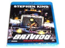 MAXIMUM OVERDRIVE BLU-RAY Horror Movie Import BRAND NEW REGION FREE STEPHEN KING