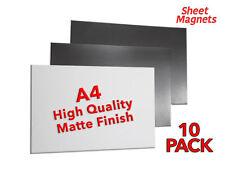 A4 Sheet Magnets | HQ Matte | 10 Pack | Ref.59094M