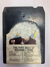 The Very Best Of Richard Pryor 8 Track Tape 1982 ElectronicsRecycledCom