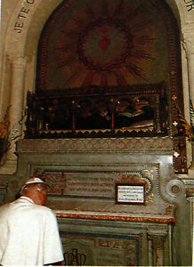 France Trip / Travel Pope John Paul II Vatican Envelope PA646