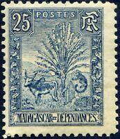 COLONIES MADAGASCAR N° 70 NEUF*