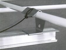 Light Rail Tent Hangers 2pc Bracket Per Order Support Your Grow Tent Light Mover