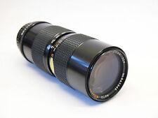 Mitakon 80-205mm F3.9 Close Focus Zoom lens with Pentax PK Mount Stock No. U2713