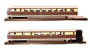 MARKLIN GAUGE 1 55137 DIESEL POWERED EXPRESS RAILCAR SET *DIGITAL/SOUND*