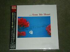 David T. Walker ... From My Heart Japan Mini LP sealed