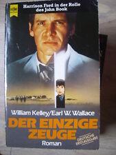 Der einzige Zeuge von W. Kelly u. E.W. Wallace, Das Buch zum Film, Filmbuch